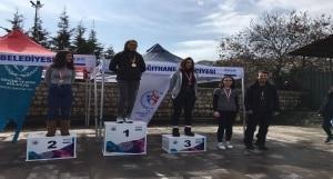 Oryantiring İl Birinciliği Müsabakaları - 06.03.2018