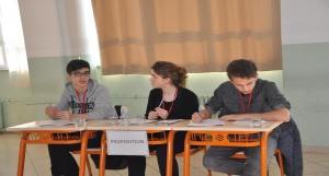 Liseler Arası İngilizce Münazara Turnuvası 2018 - 10, 11 Mart 2018