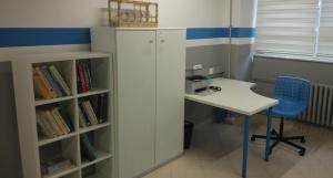 Biyoloji Laboratuvarı Hazırlık Odası