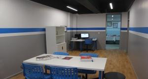 Fizik Laboratuvarı Hazırlık Odası