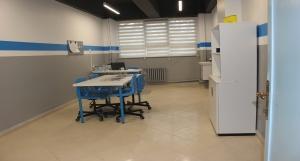 Kimya Laboratuvarı Hazırlık Odası