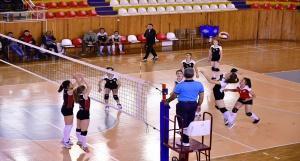 Kız Voleybol Takımımız Türkiye Şampiyonasında İlk Sekizde - 26.03.2018