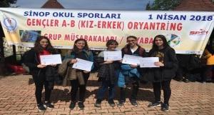 Oryantiring Türkiye Finalleri - 01.04.2018
