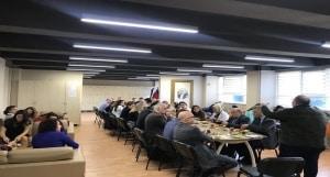 Vakıf tarafından öğretmenlerimize kahvaltı - 15.03.2018
