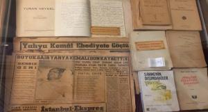 Ahmet Hamdi Tanpınar Müze Kütüphanesi Gezisi - 12.04.2018