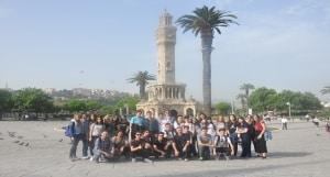 Ege Saat Kulesi - İzmir