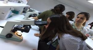BAU - Moleküler Biyoloji ve Genetik Atölye Çalışması - 18.05.2018
