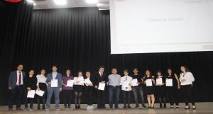 Bronz Ödül Töreni - 25.05.2018