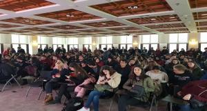 Koç Üniversitesi Gezisi - 04.12.2018