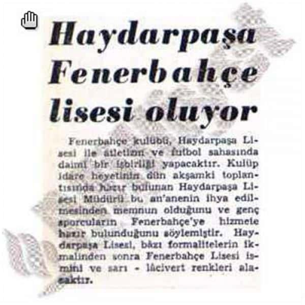 Milliyet - 05.11.1958