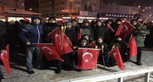 Sarıkamış Şehitlerini Anma Etkinlikleri - 06.01.2019