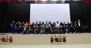 Scrabble Turnuvası 9-10 Nisan 2019